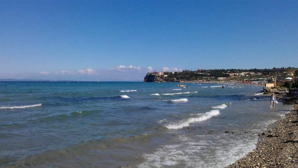 GALINI - Tsilivi Beach